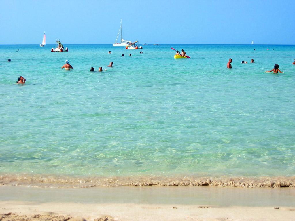 Пляж Сан-Вито-Ло-Капо в Италии, фото 1