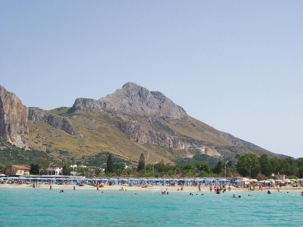 Пляж Сан-Вито-Ло-Капо в Италии, фото 4