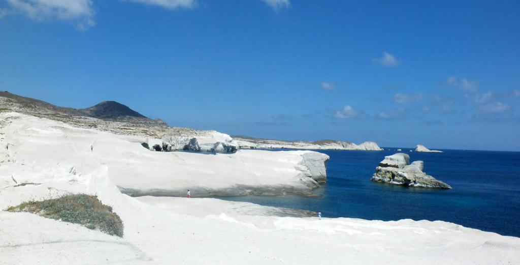 Пляж Саракинико в Греции, фото 2
