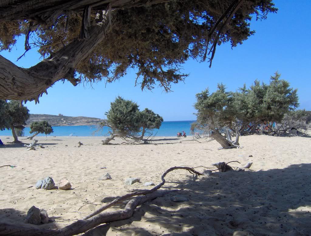 Пляж Саракинико в Греции, фото 3