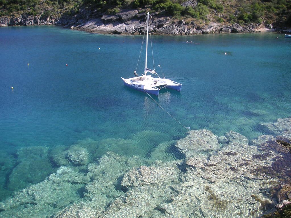 Пляж Саракинико в Греции, фото 8