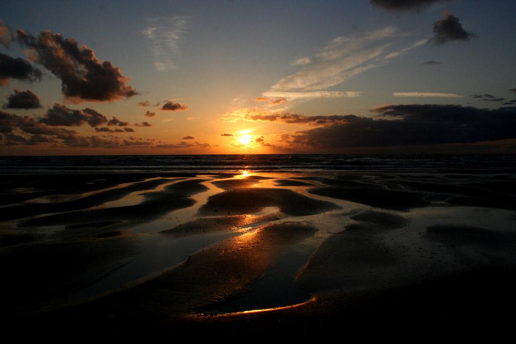 Пляж Тексель в Нидерландах, фото 2