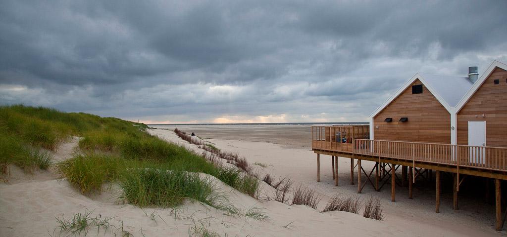Пляж Тексель в Нидерландах, фото 5