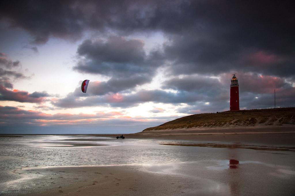 Пляж Тексель в Нидерландах, фото 6