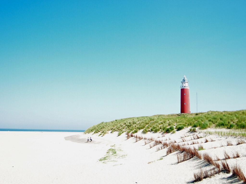 Пляж Тексель в Нидерландах, фото 8