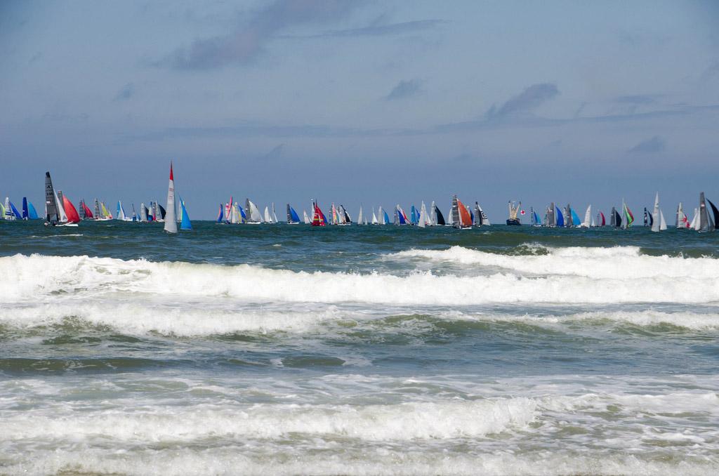 Пляж Тексель в Нидерландах, фото 12