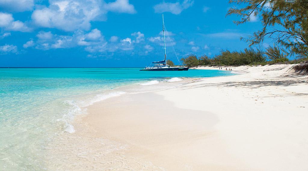 Пляж Теркс и Кайкос на Карибских Островах, фото 2