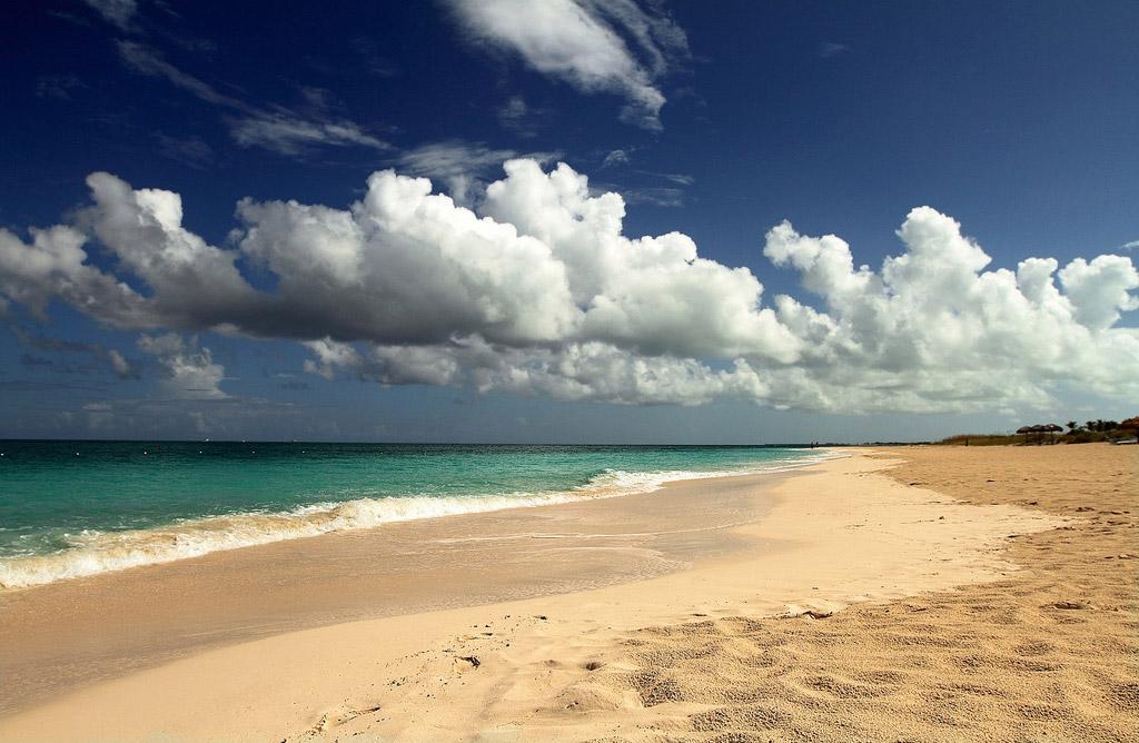 Пляж Теркс и Кайкос на Карибских Островах, фото 4