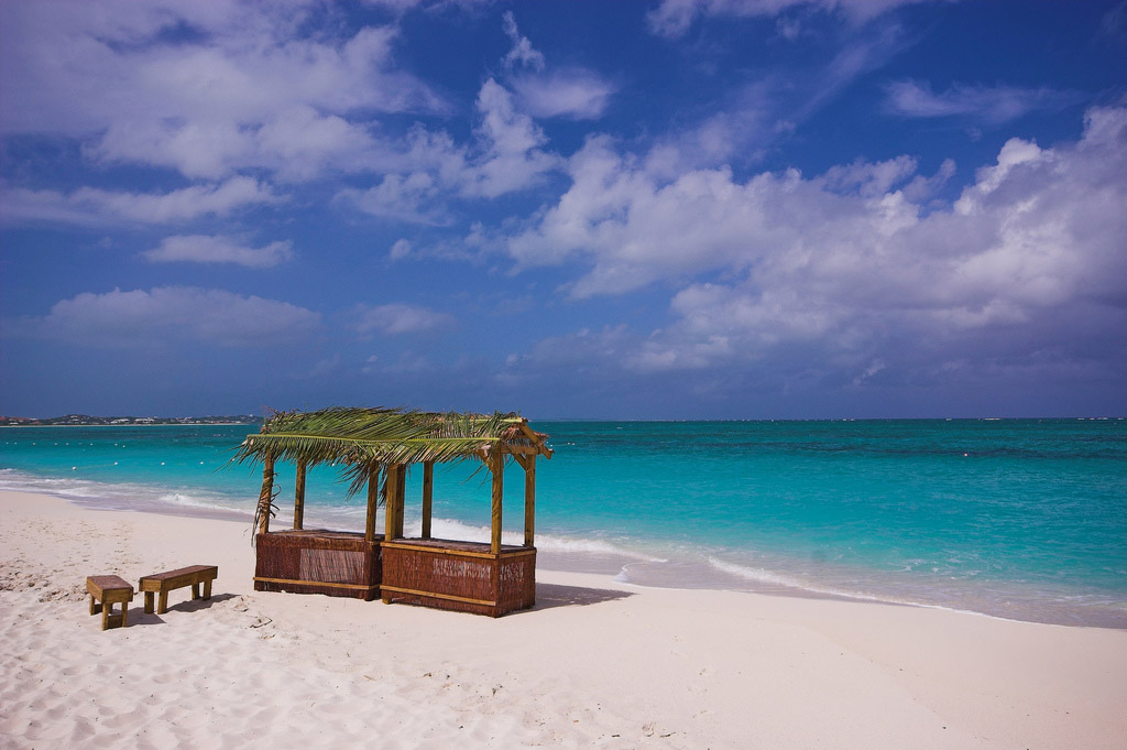 Пляж Теркс и Кайкос на Карибских Островах, фото 6