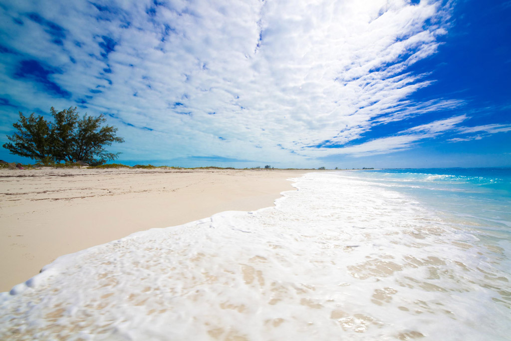Пляж Теркс и Кайкос на Карибских Островах, фото 8
