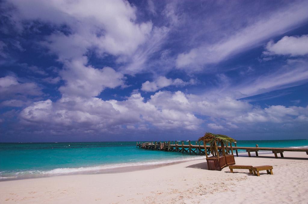 Пляж Теркс и Кайкос на Карибских Островах, фото 9