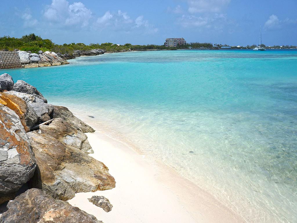 Пляж Теркс и Кайкос на Карибских Островах, фото 11