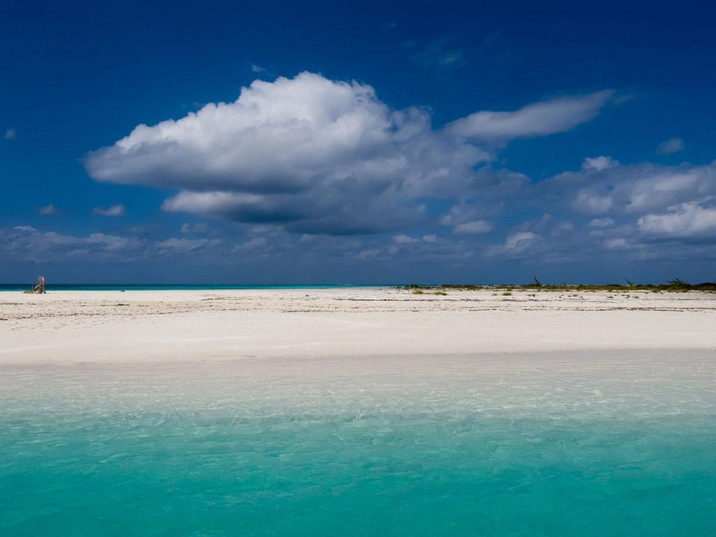 Пляж Теркс и Кайкос на Карибских Островах, фото 12