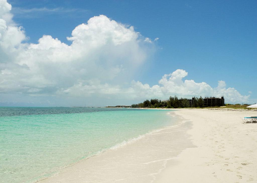 Пляж Теркс и Кайкос на Карибских Островах, фото 14