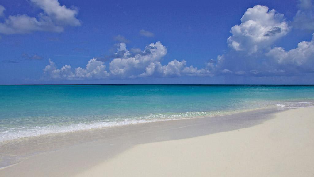 Пляж Теркс и Кайкос на Карибских Островах, фото 15