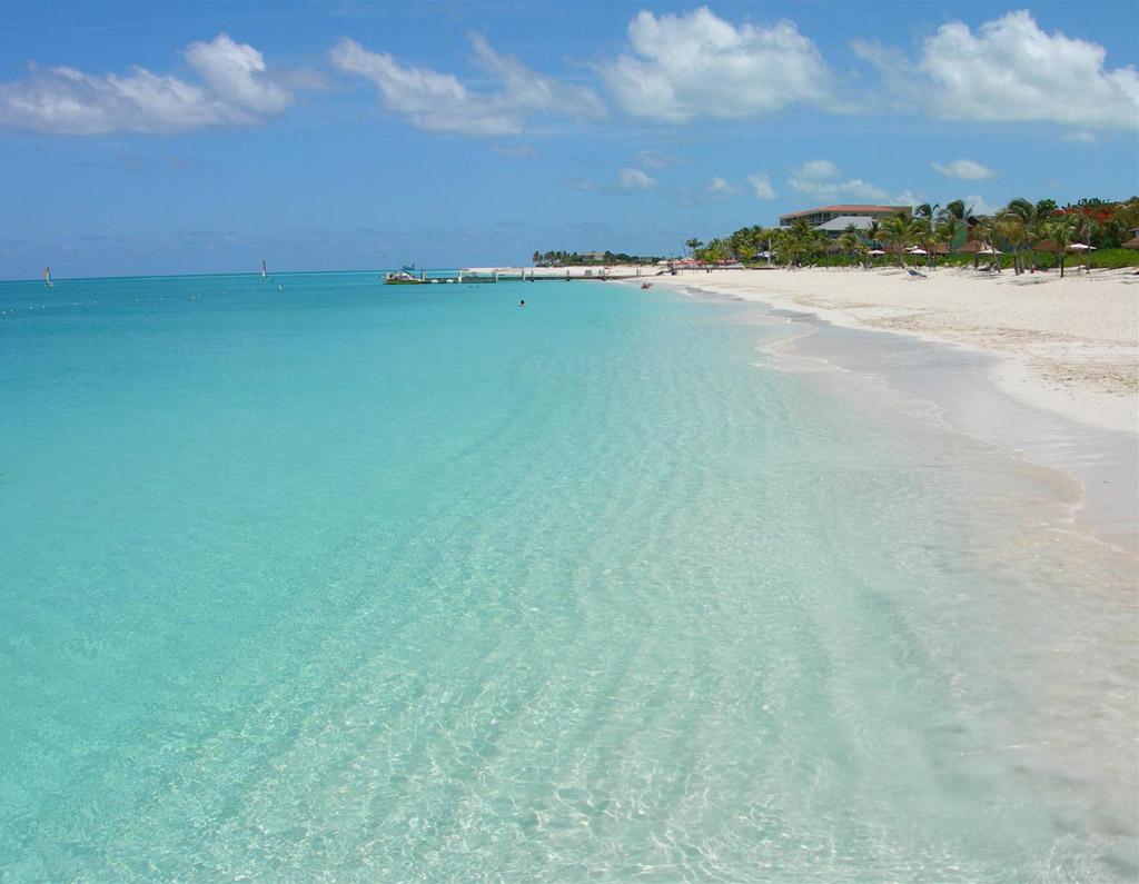 Пляж Теркс и Кайкос на Карибских Островах, фото 18