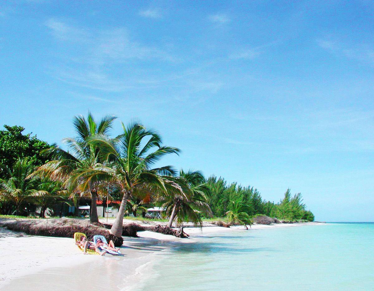 Фотографии кубинских пляжей 4 фотография