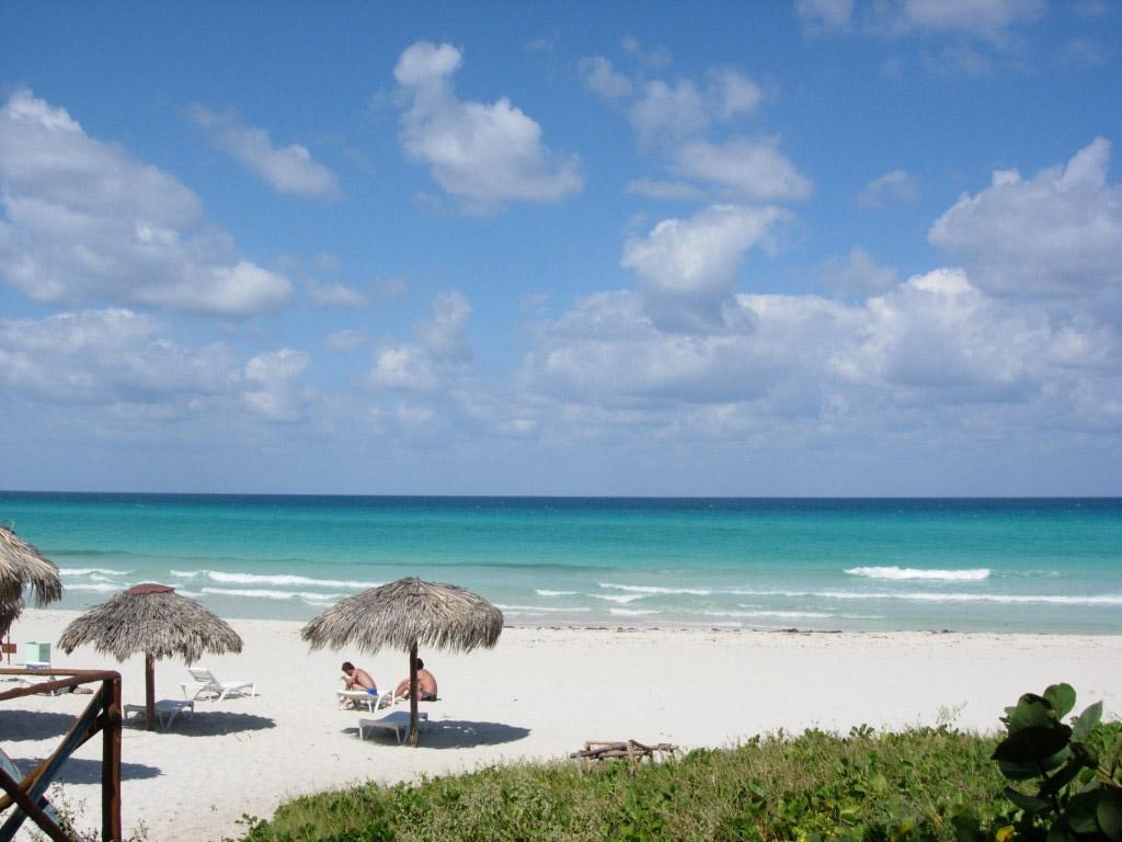 Пляж Варадеро на Кубе, фото 1