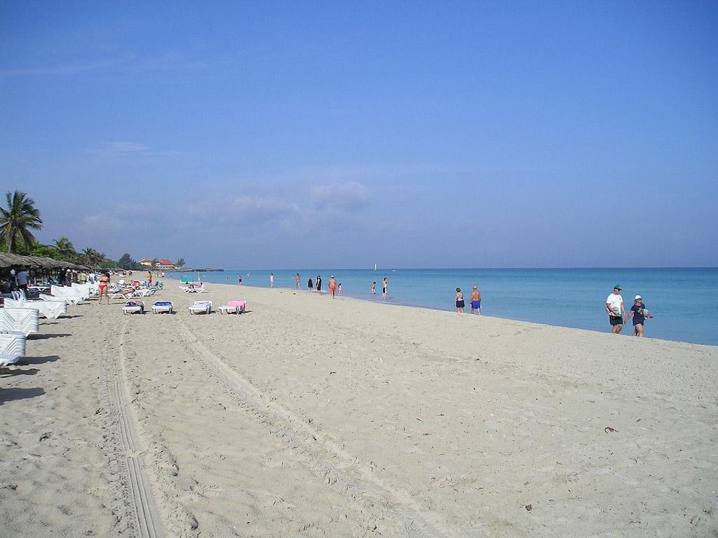 Пляж Варадеро на Кубе, фото 2