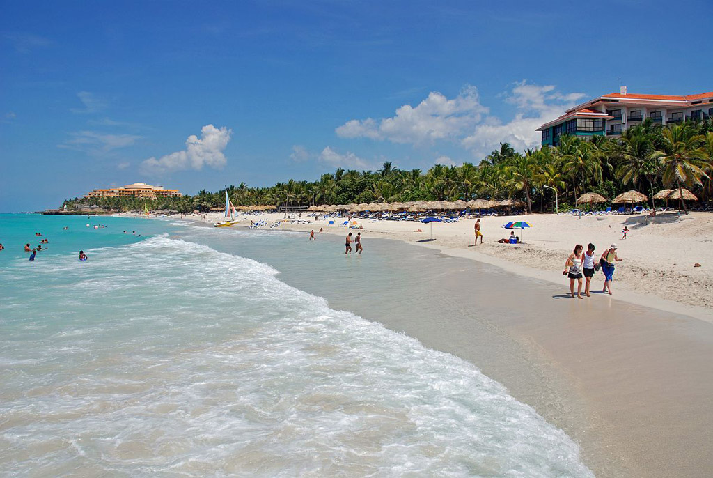 Пляж Варадеро на Кубе, фото 3