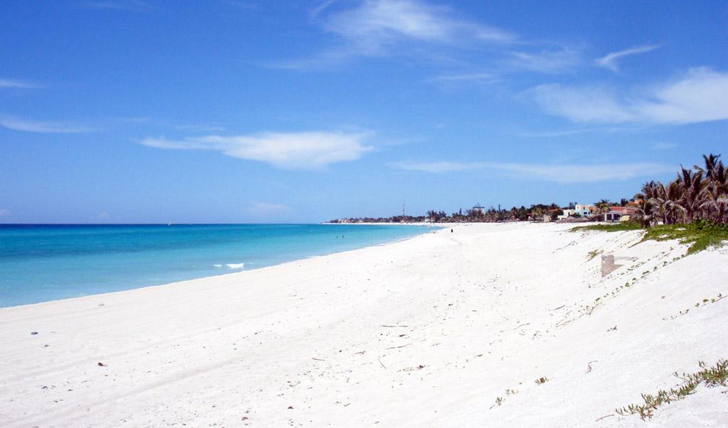 Пляж Варадеро на Кубе, фото 4