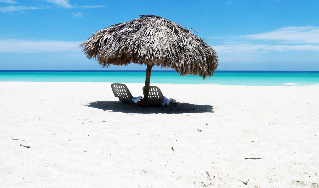 Пляж Варадеро на Кубе, фото 6