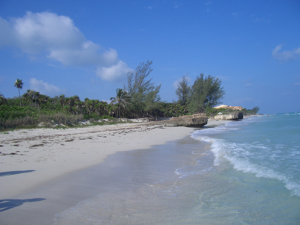 Пляж Варадеро на Кубе, фото 12
