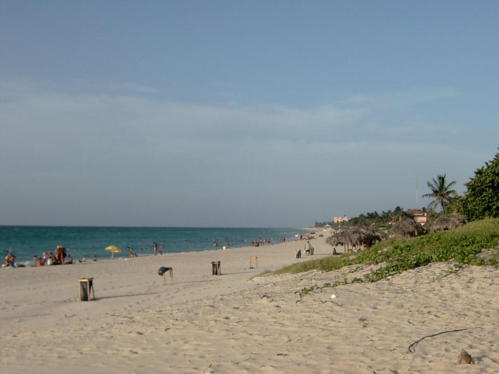 Пляж Варадеро на Кубе, фото 13