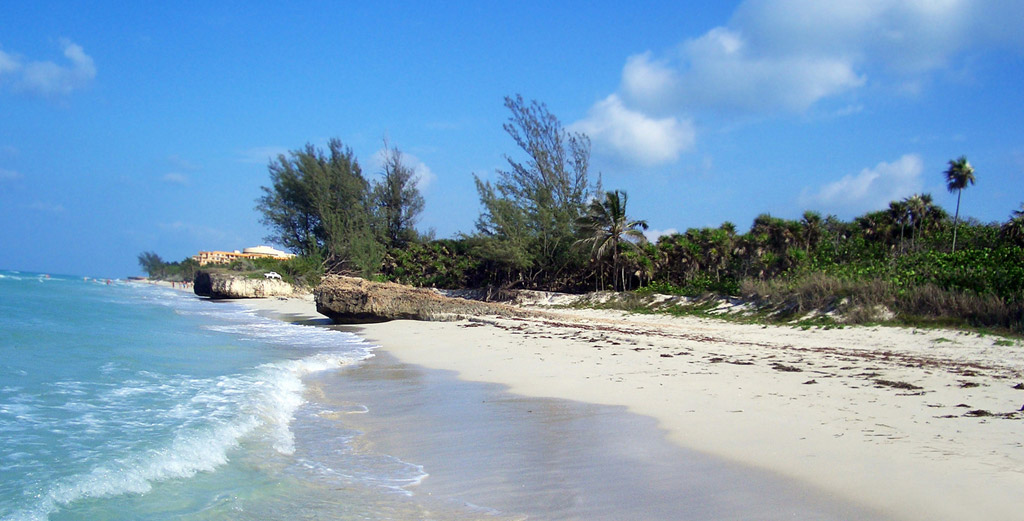 Пляж Варадеро на Кубе, фото 16