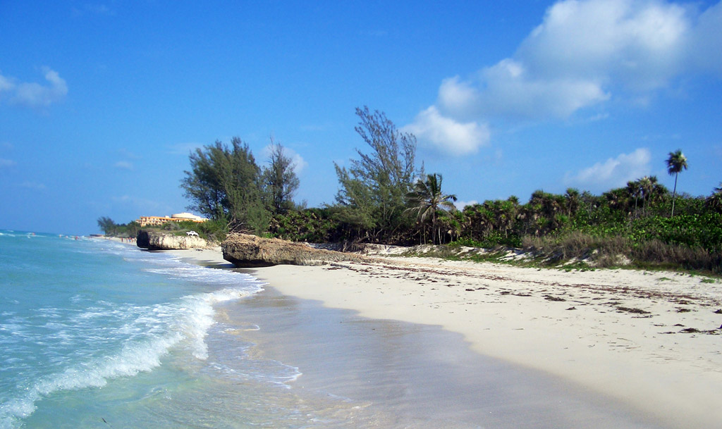Пляж Варадеро на Кубе, фото 17