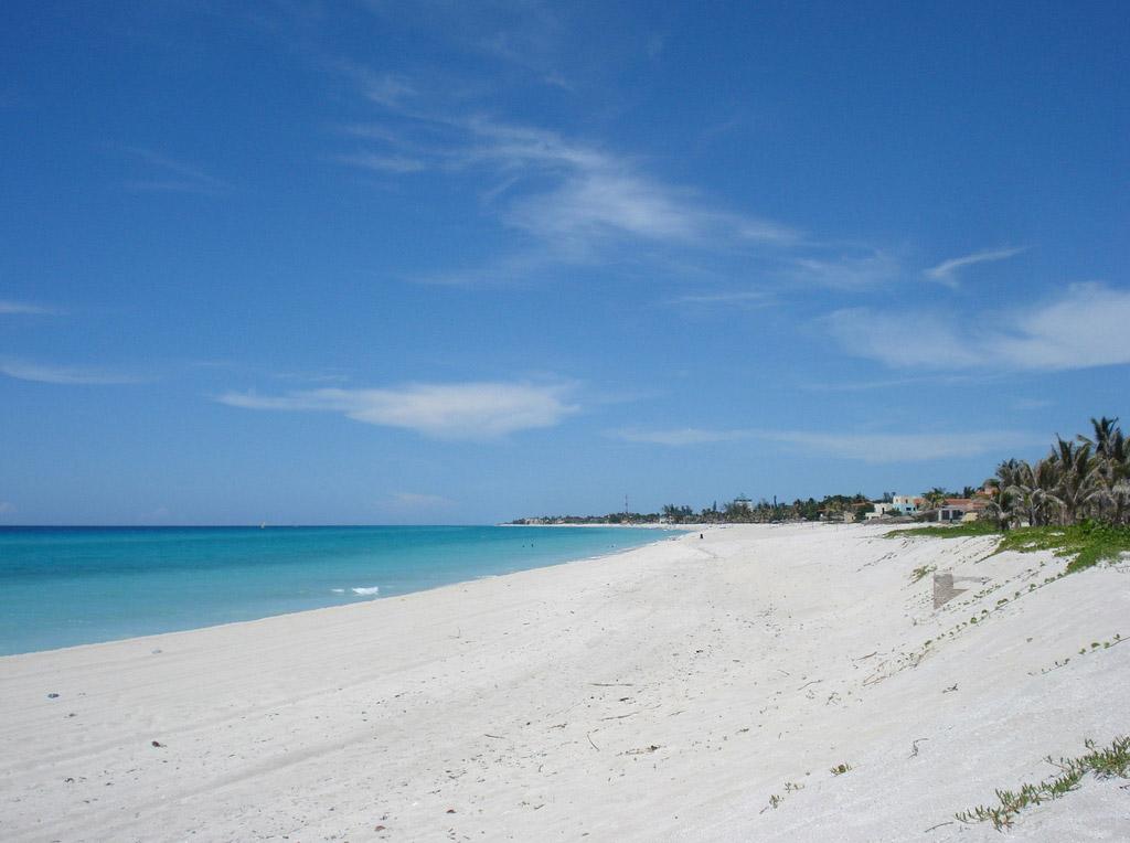 Пляж Варадеро на Кубе, фото 21