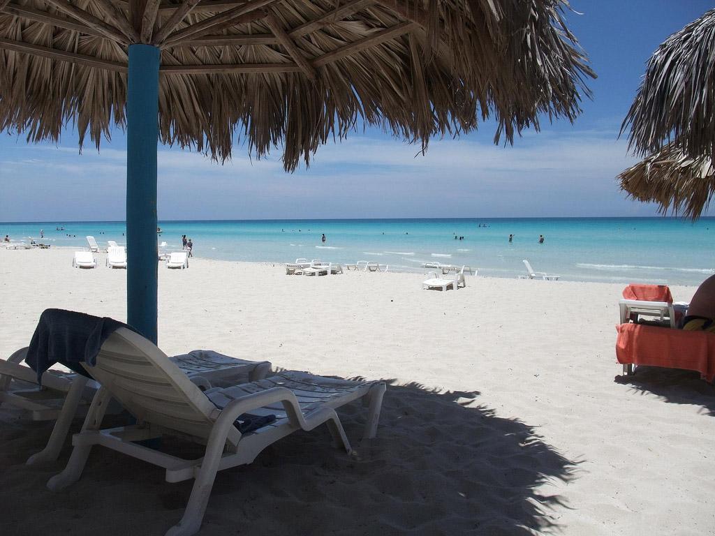 Пляж Варадеро на Кубе, фото 24