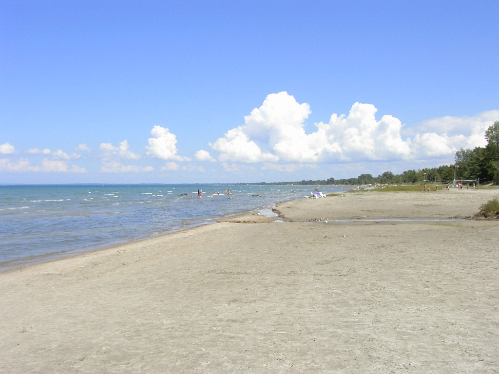 Пляж Васага в Канаде, фото 2