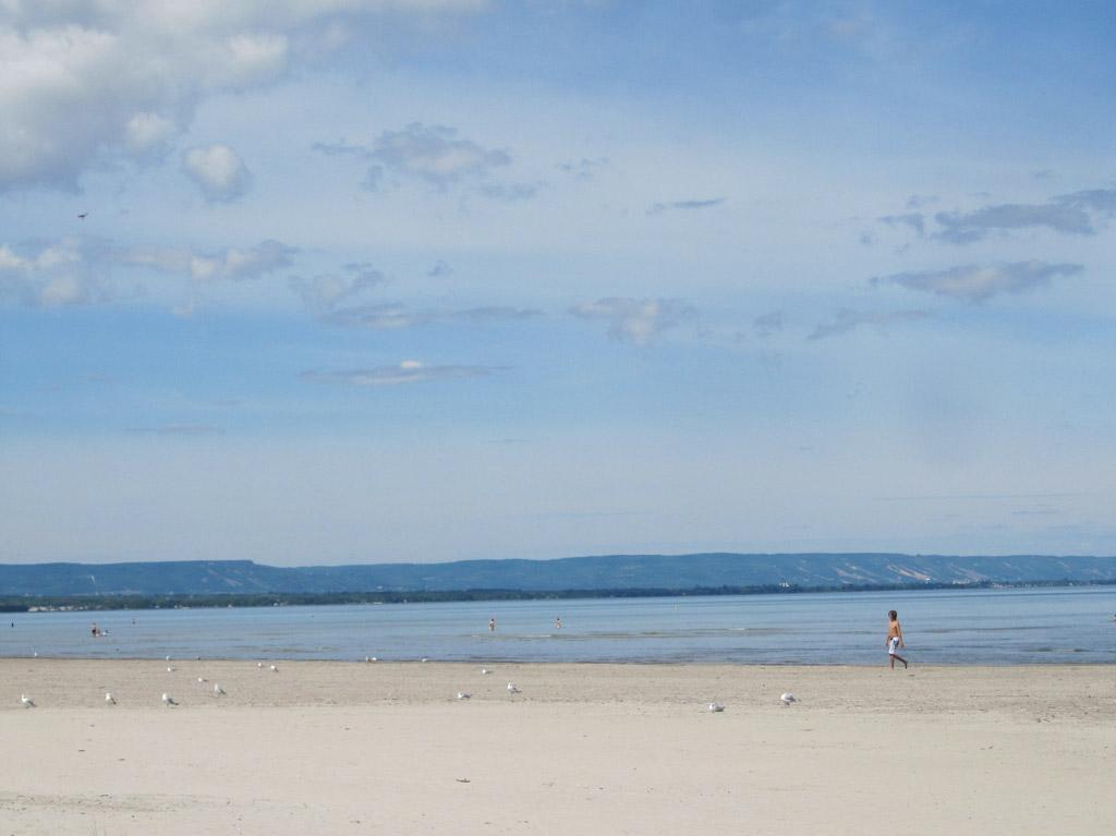 Пляж Васага в Канаде, фото 4