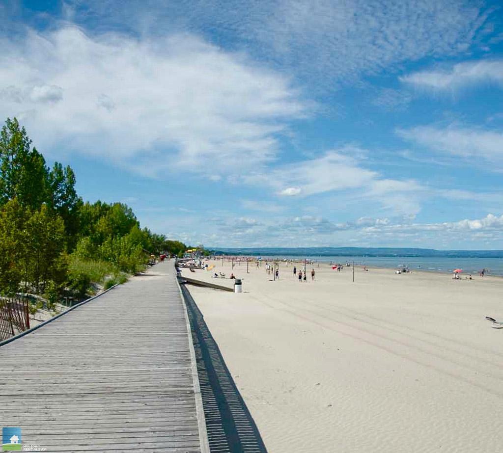 Пляж Васага в Канаде, фото 6