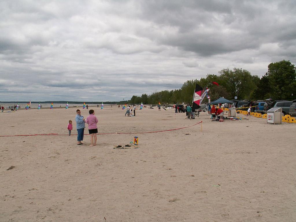 Пляж Васага в Канаде, фото 7