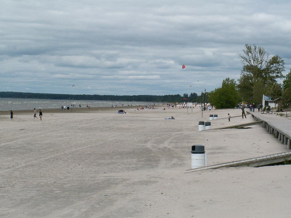Пляж Васага в Канаде, фото 9