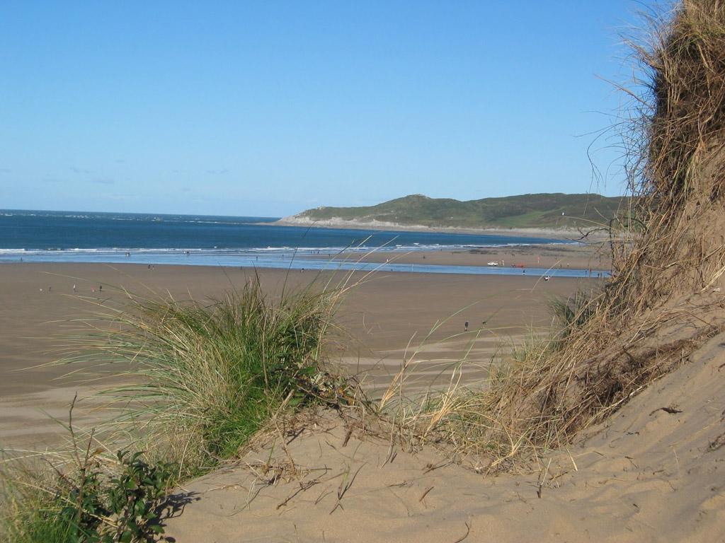 Пляж Вулакомб в Великобритании, фото 2