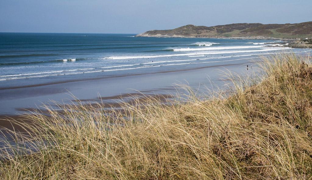 Пляж Вулакомб в Великобритании, фото 4