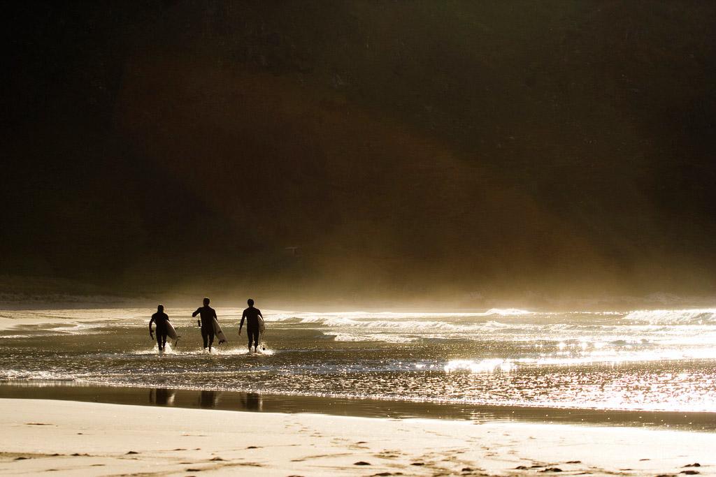 Пляж Ходдевик в Норвегии, фото 3