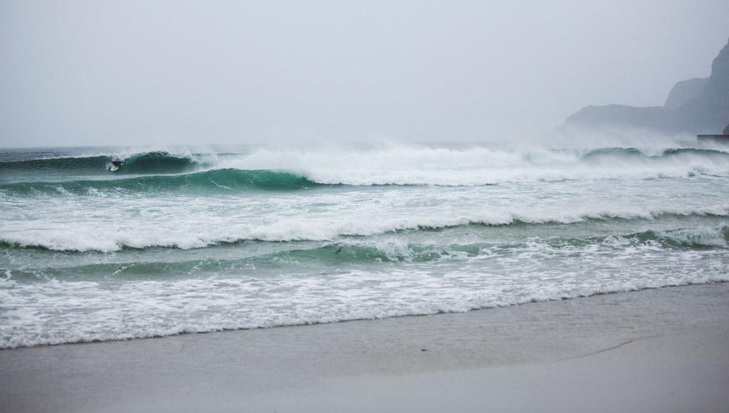 Пляж Ходдевик в Норвегии, фото 9