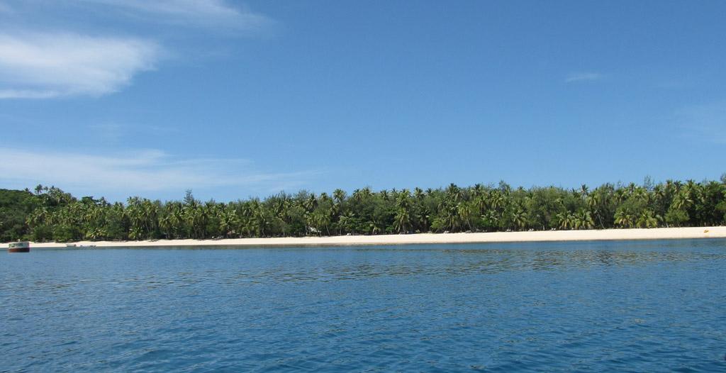 Пляж Ясава на Фиджи, фото 1