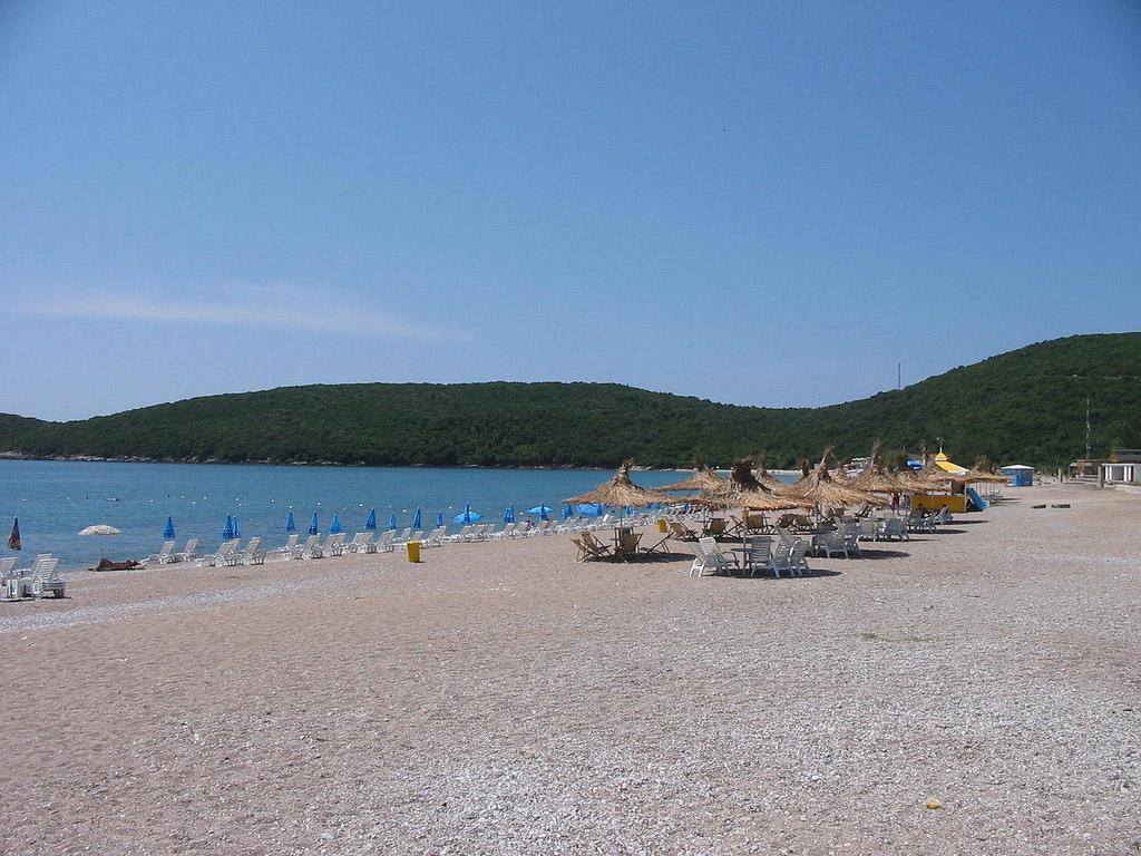 Пляж Яз в Черногории, фото 4