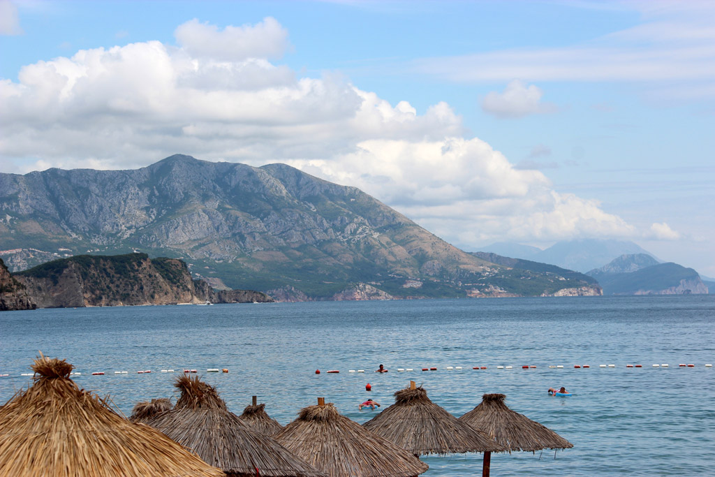 Пляж Яз в Черногории, фото 5