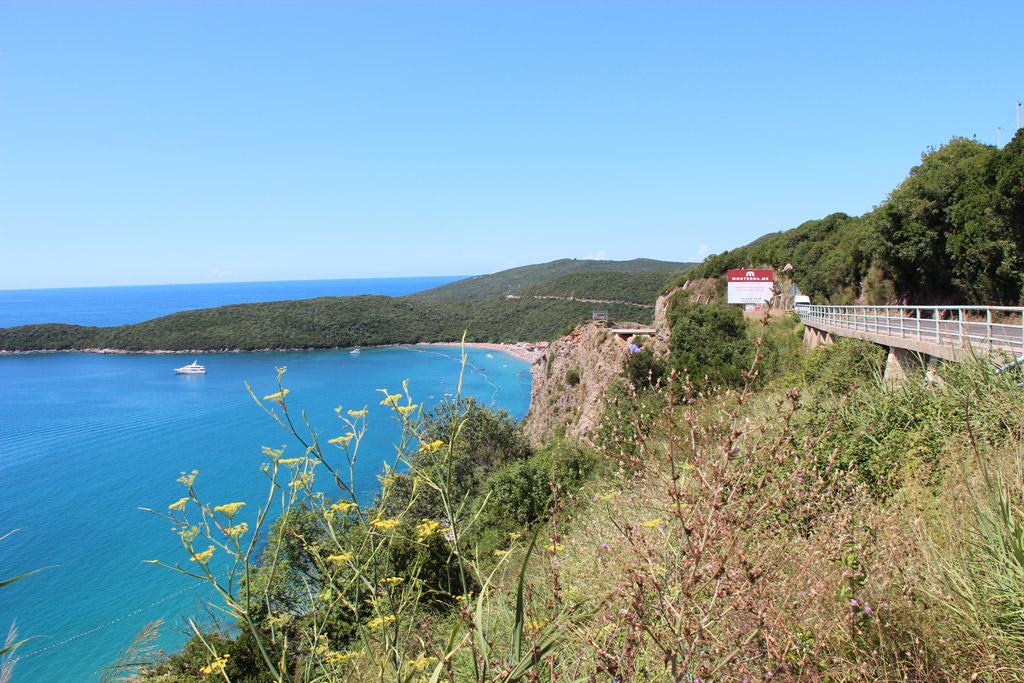 Пляж Яз в Черногории, фото 7