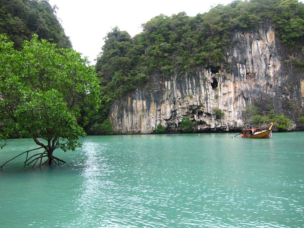 Пляж Ао Нанг в Тайланде, фото 1
