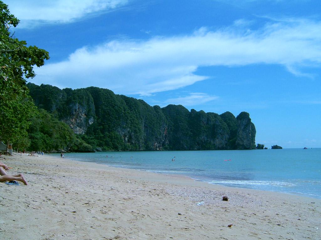 Пляж Ао Нанг в Тайланде, фото 2