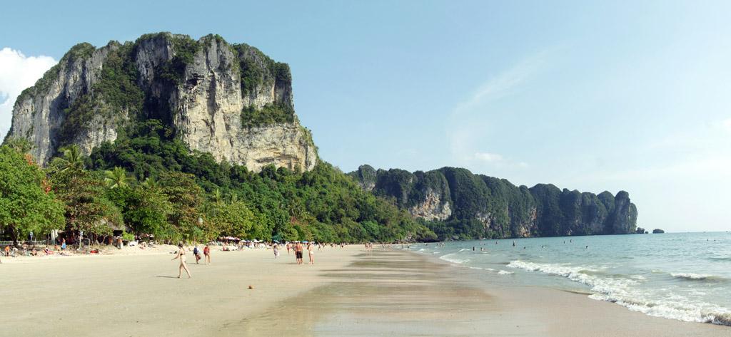 Пляж Ао Нанг в Тайланде, фото 3