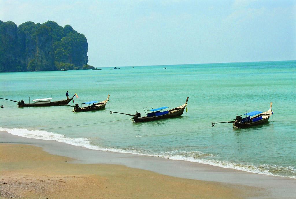 Пляж Ао Нанг в Тайланде, фото 4