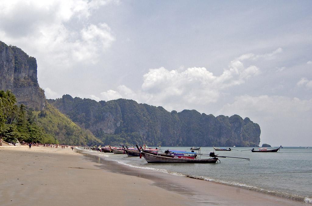 Пляж Ао Нанг в Тайланде, фото 5